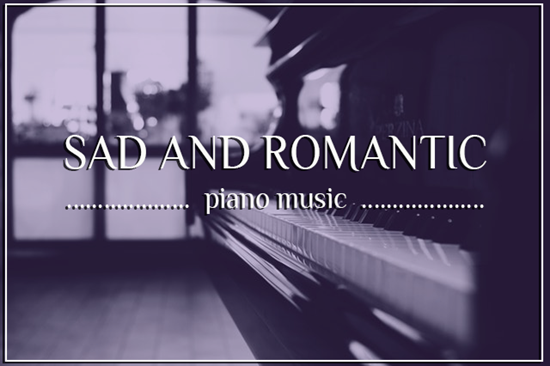 Sad And Romantic Piano Music - Royalty Free Music by SoundRoseStudio