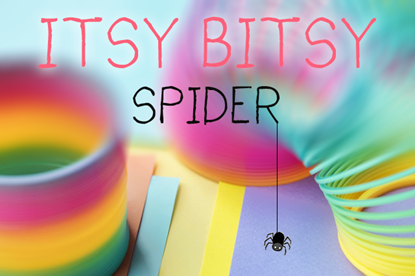 Itsy Bitsy Spider - Royalty Free Music by SoundRoseStudio
