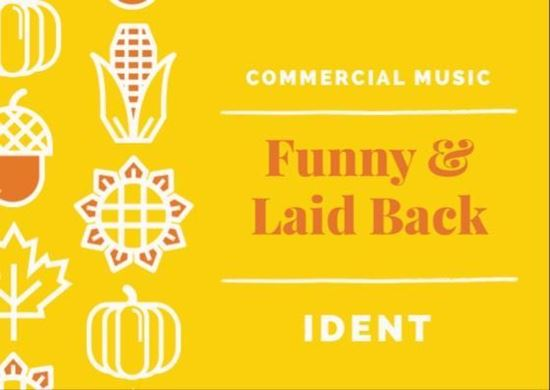 Funny & Laid Back Jingle Ident - Royalty Free Music by SoundRoseStudio