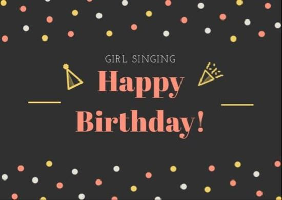 Girl Singing Happy Birthday - Royalty Free Music by SoundRoseStudio