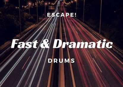 Fast And Dramatic Drums - Royalty Free Music by SoundRoseStudio