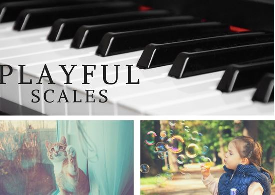 Playful Scales - Royalty Free Music by SoundRoseStudio