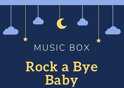 Music Box Lullaby Rock a Bye Baby - Royalty Free Music by SoundRoseStudio