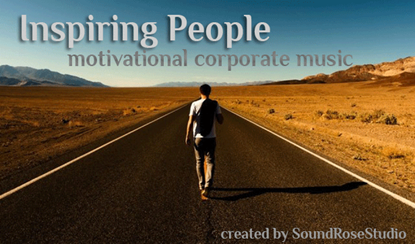 Inspiring People - Royalty Free Music by SoundRoseStudio