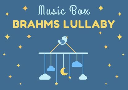 Music Box Brahms Lullaby - Royalty Free Music by SoundRoseStudio