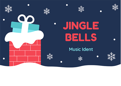 Jingle Bells Ident - Royalty Free Music by SoundRoseStudio