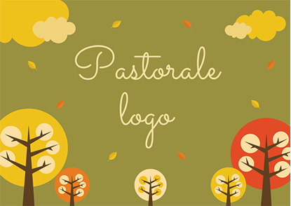 Pastorale Logo - Royalty Free Music by SoundRoseStudio