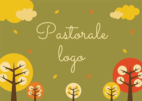 Pastorale Logo - Royalty Free Music by SoundRoseStudio