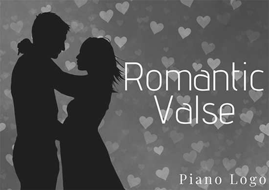 Romantic Valse Piano Logo - Royalty Free Music by SoundRoseStudio