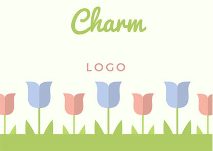 Charm Logo - Royalty Free Music by SoundRoseStudio