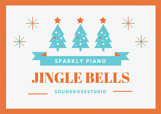 Sparkly Piano Jingle Bells - Royalty Free Music by SoundRoseStudio
