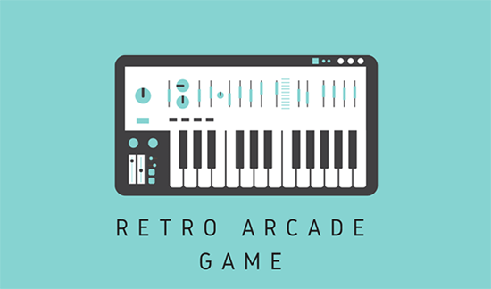 Retro Arcade Game - Royalty Free Music by SoundRoseStudio