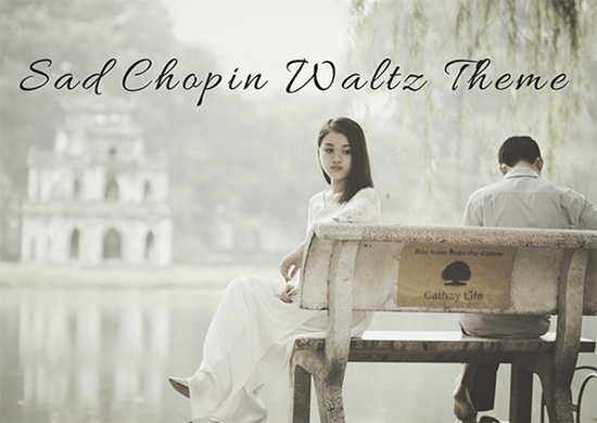 Sad Chopin Waltz Theme - Royalty Free Music by SoundRoseStudio