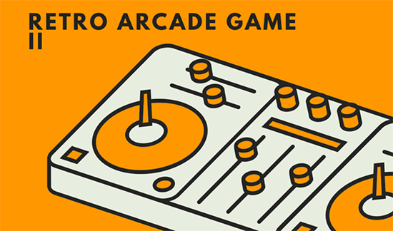 Retro Arcade Game II - Royalty Free Music by SoundRoseStudio