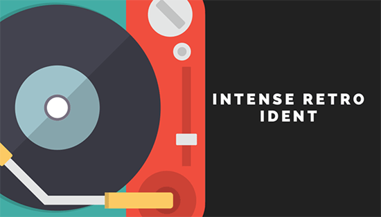 Intense Retro Ident - Royalty Free Music by SoundRoseStudio