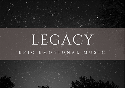 Legacy - Royalty Free Music by SoundRoseStudio