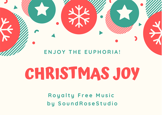 Christmas Joy - Royalty Free Music by SoundRoseStudio
