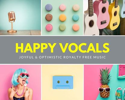 Happy Vocals - Royalty Free Music by SoundRoseStudio