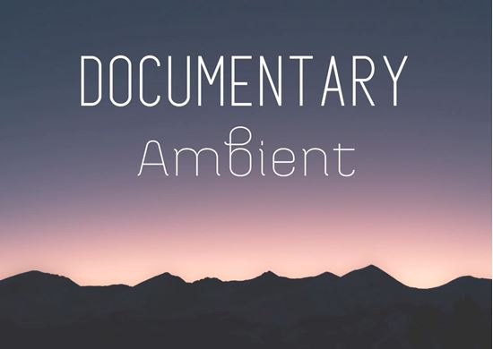 Documentary Ambient by SoundRoseStudio