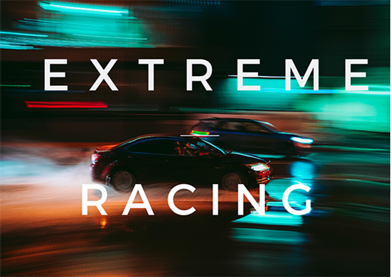 Extreme Racing - Royalty Free Music by SoundRoseStudio