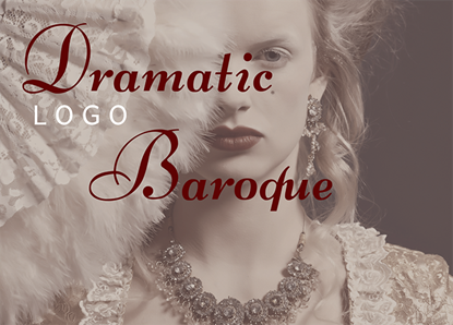 Dramatic Baroque Logo - Royalty Free Music by SoundRoseStudio