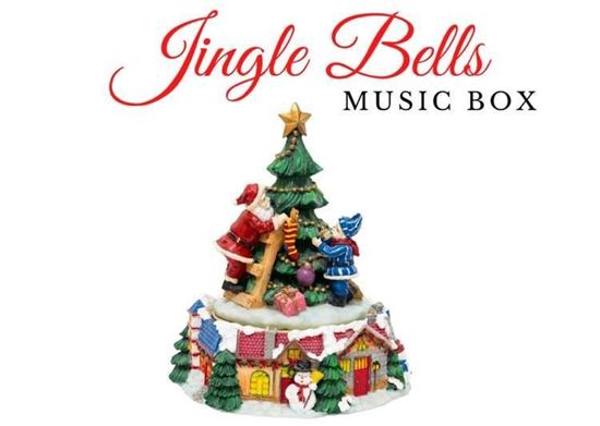 Music Box Jingle Bells - Royalty Free Music by SoundRoseStudio