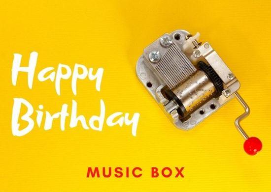 Music Box Happy Birthday Tune - Royalty Free Music by SoundRoseStudio
